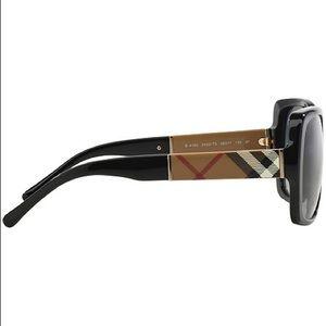 6d6eb39f0e3a Burberry Accessories - Burberry Luxottica Black Sunglasses